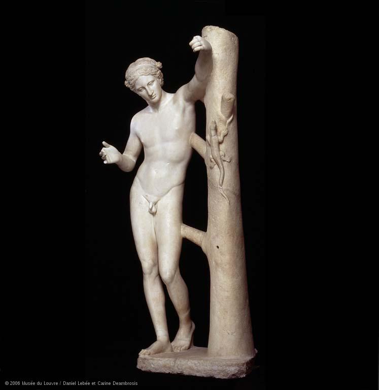 Apollon sauroctone